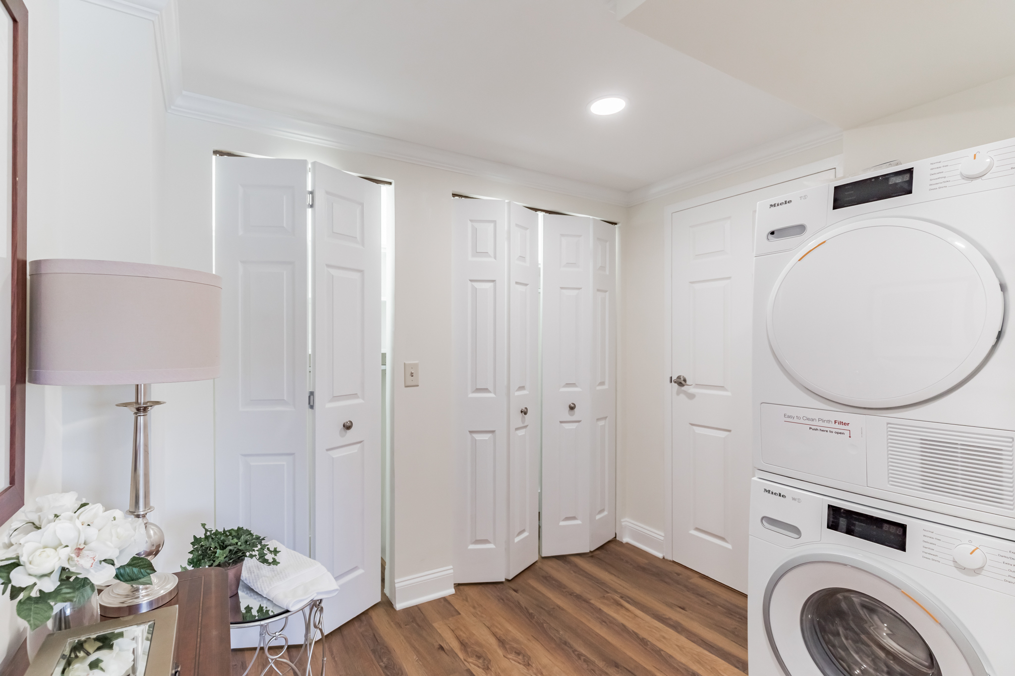 The Cheswick Series laundry
