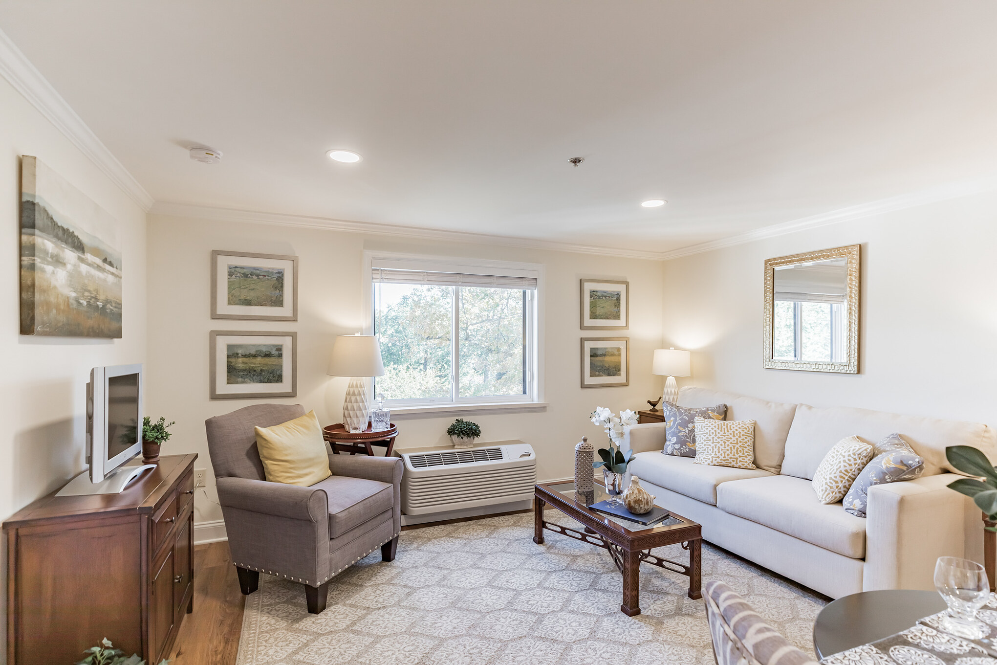The Cheswick Series living room