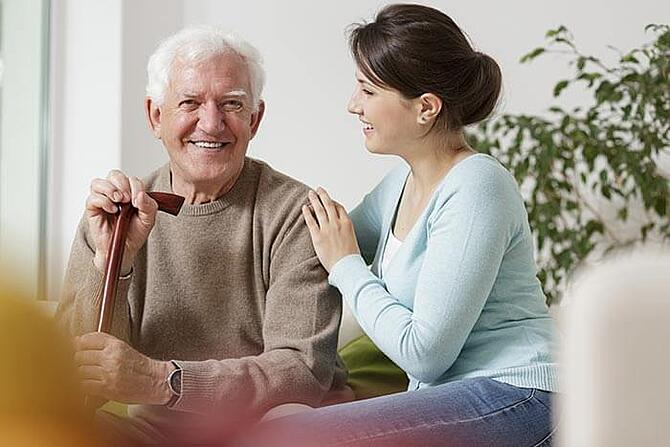 Policies that help you provide caregiver support to an aging parent