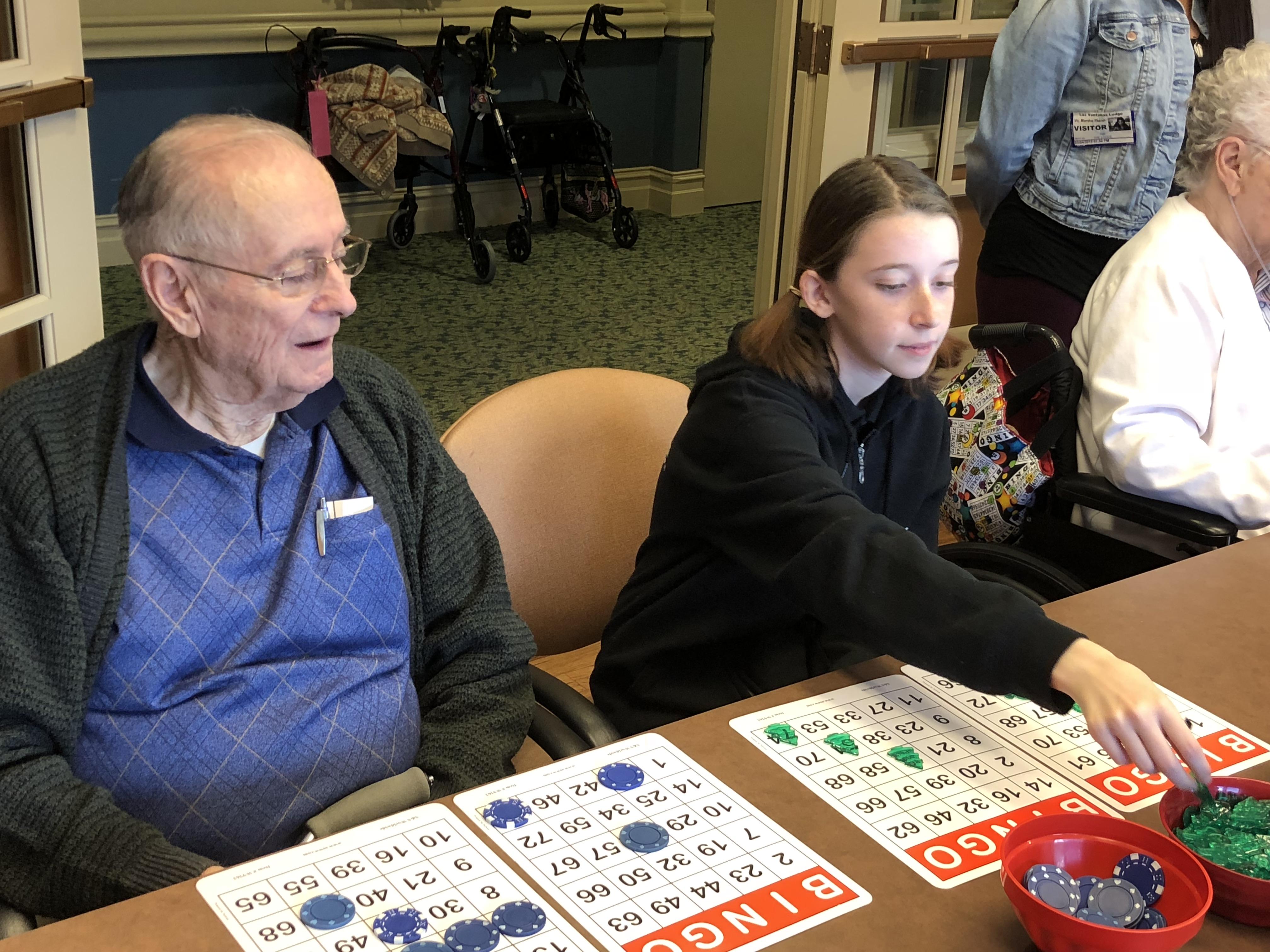 Games with St  Elizabeth