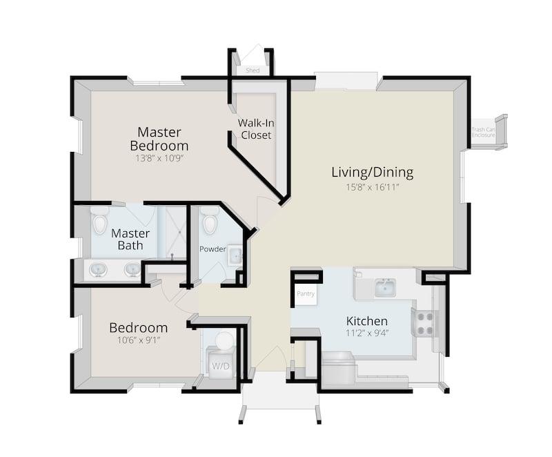 MAR_Cottage3_2b1.5b_1042_3D-1