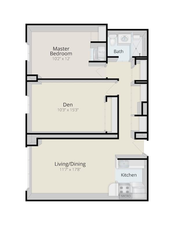 rydal-park-residence-Brookside_OneBedroomDen_760SF_3D-1