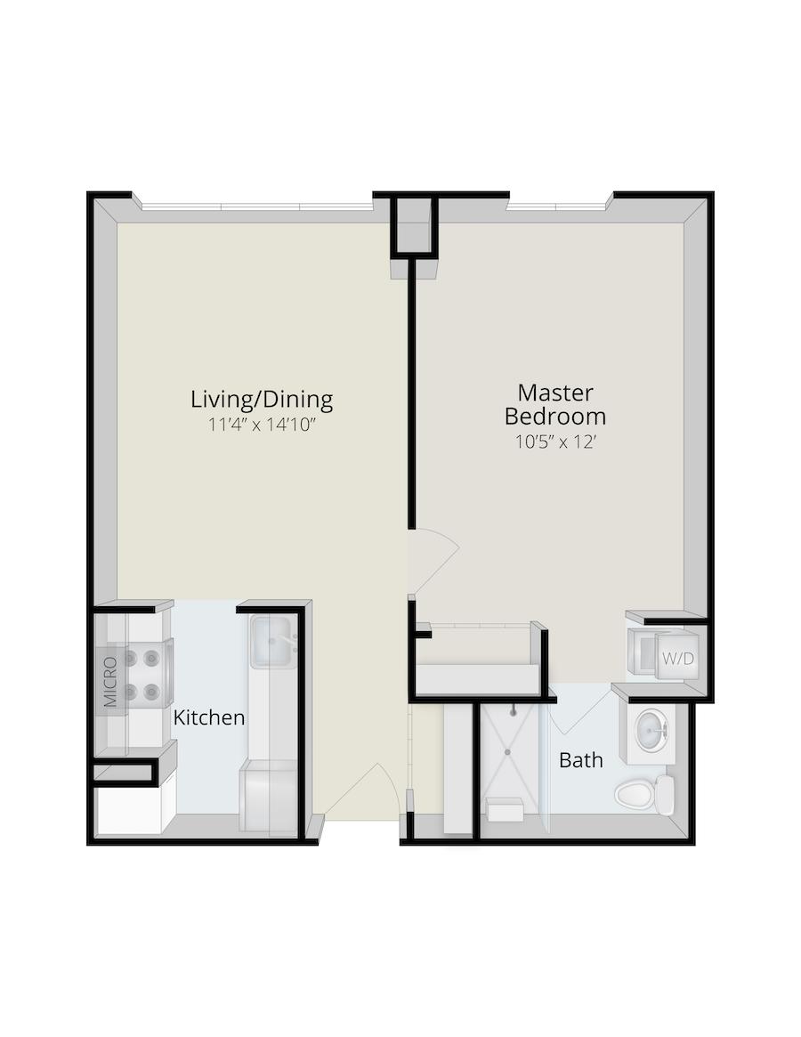 rydal-park-residence-HillsideOneBedroomI_525SF_3D