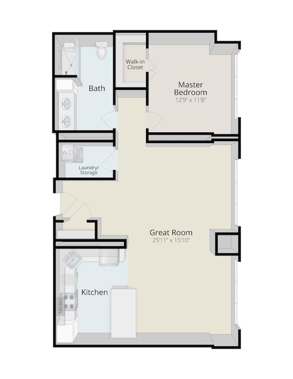 rydal-park-residence-Hillside_FairwayOneBedroomwithGreatRoom_1015SF_3D-1