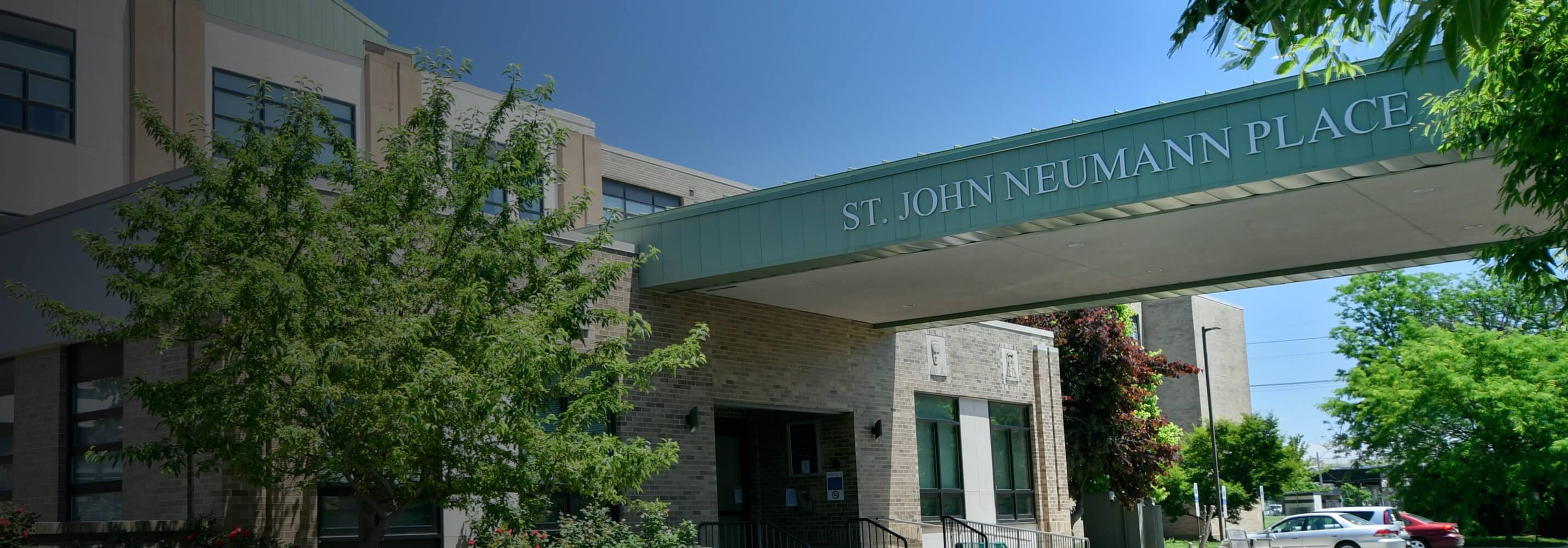 St John Neumann Place