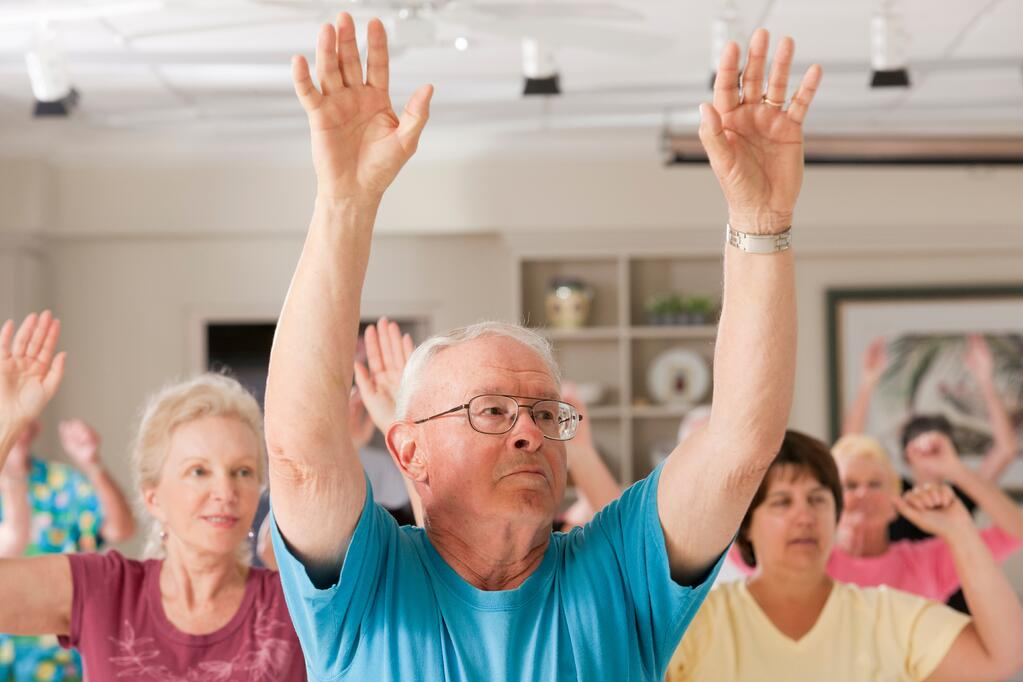 Fall prevention and regaining mobility for seniors