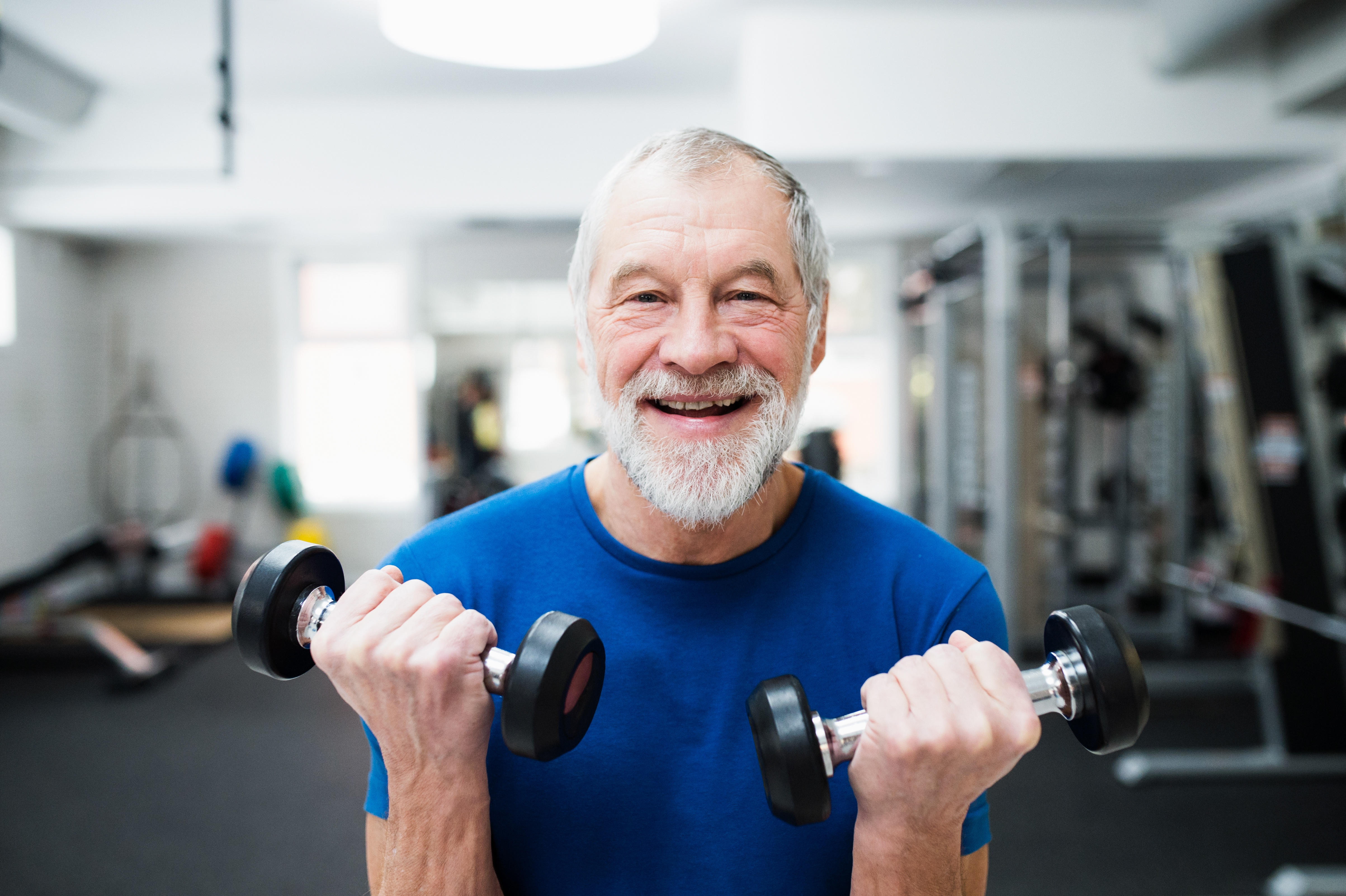 Improving senior mobility with exercise and fall prevention tips