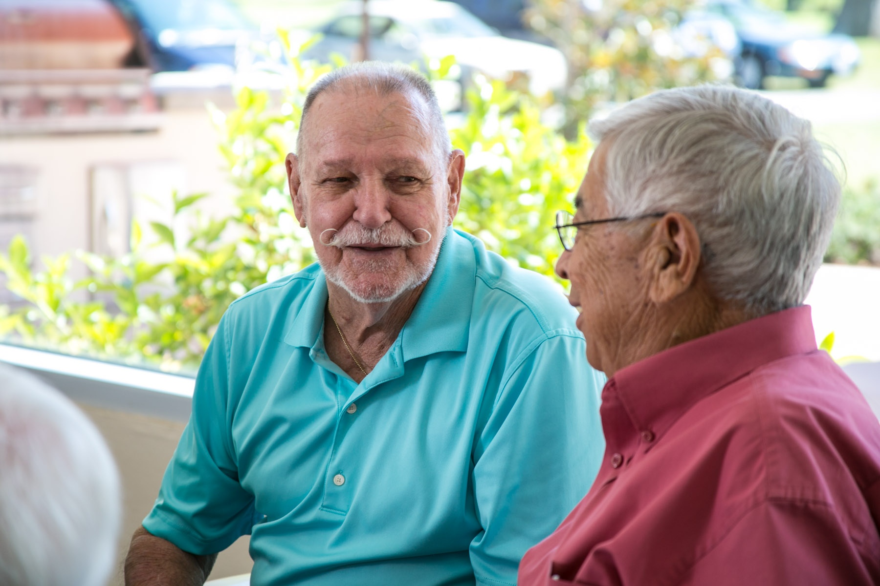 How seniors gain strength and stay fit in a life plan community after a fall