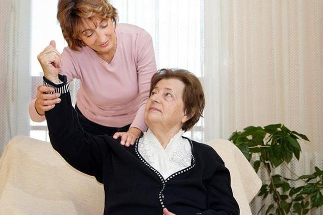 Compassionate caregiver support