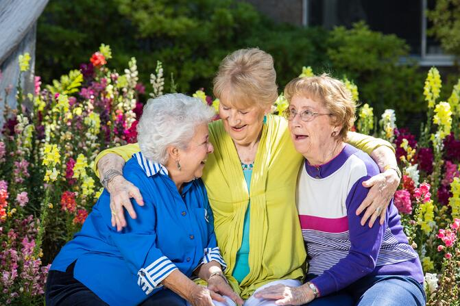 Grief Support in Senior Living Communities