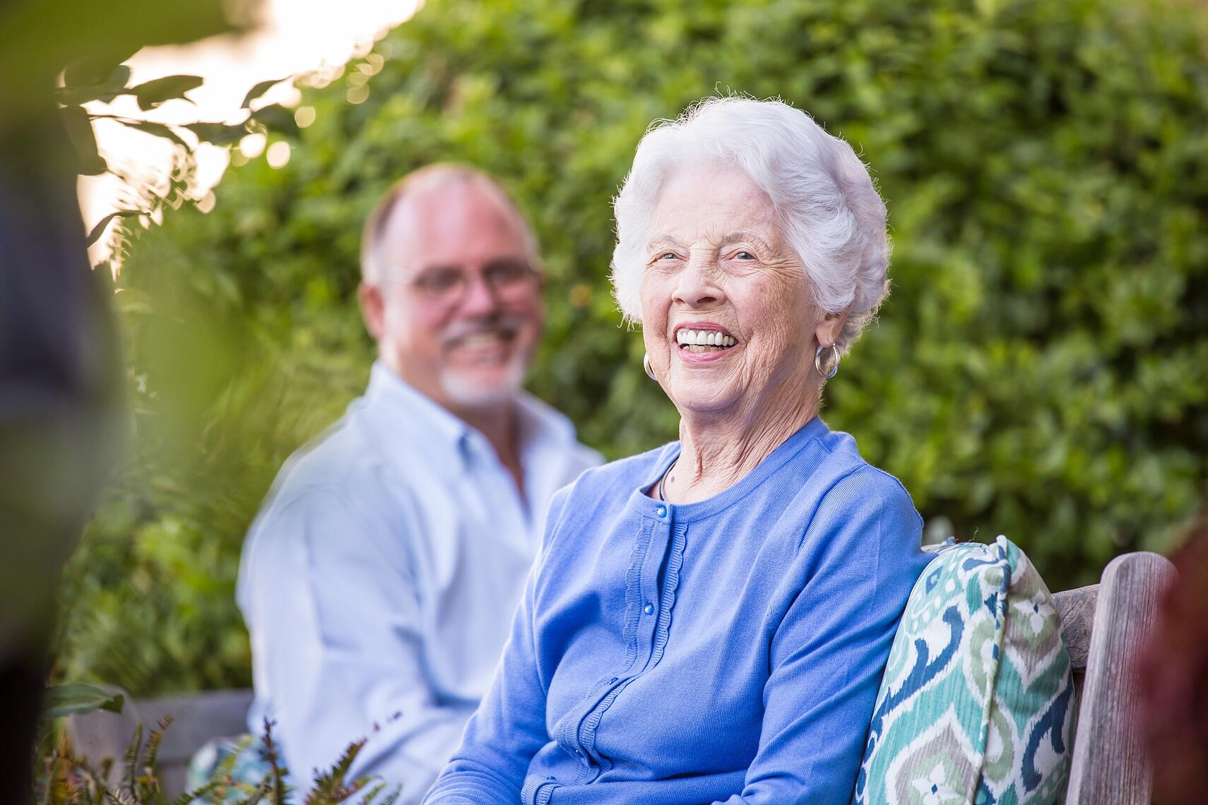 How life plan continuing care retirement communities support couples as health needs change