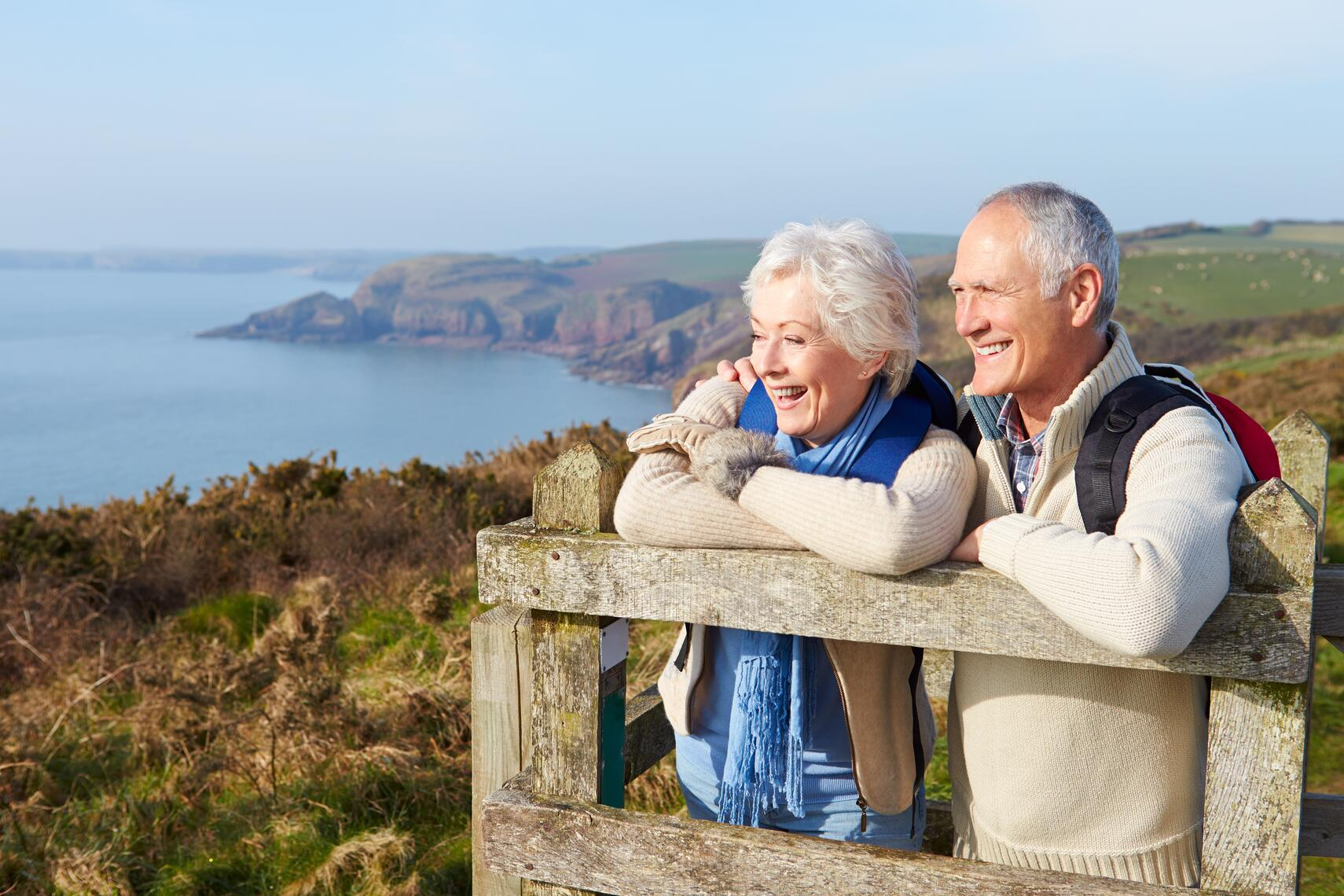How seniors stay mobile and increase wellness with travel in retirement