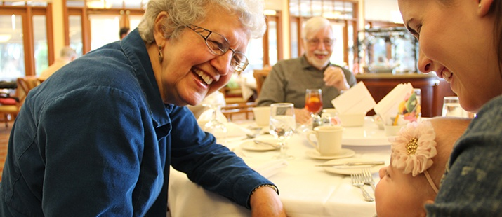 Seniors Remarrying: Growing the Family Tree
