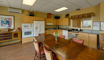 The Lodge Assisted Living - Activity Room