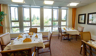 The Lodge Assisted Living - Dining Room