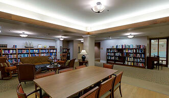 Park Plaza Multi Purpose Room / Library