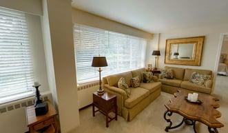 Residential Living Residence - One Bedroom Living Room / Kitchen
