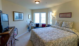 Sound View Residential Living Residence - Bedroom