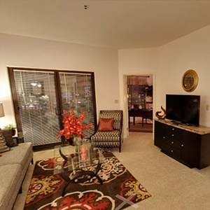 Grand Two Bedroom with Den