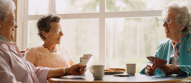 Is senior living right for you quiz