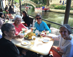 San Antonio River Walk _1062