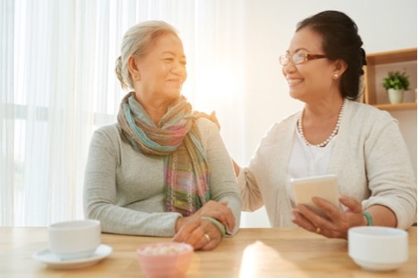 Caregiving hacks for the sandwich generation
